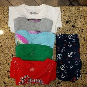 Other - BUNDLED GIRL summer clothes. SIZE 7/8.